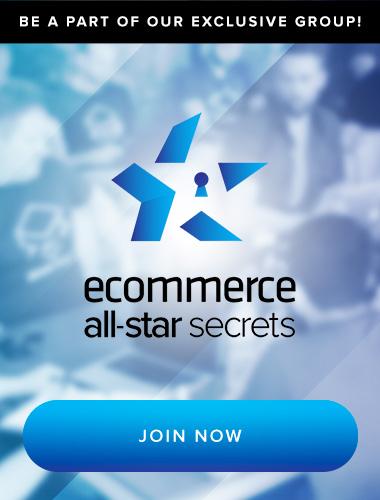 Ecommerce All-Star Secrets Facebook Group