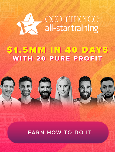 Ecommerce All-Star Training